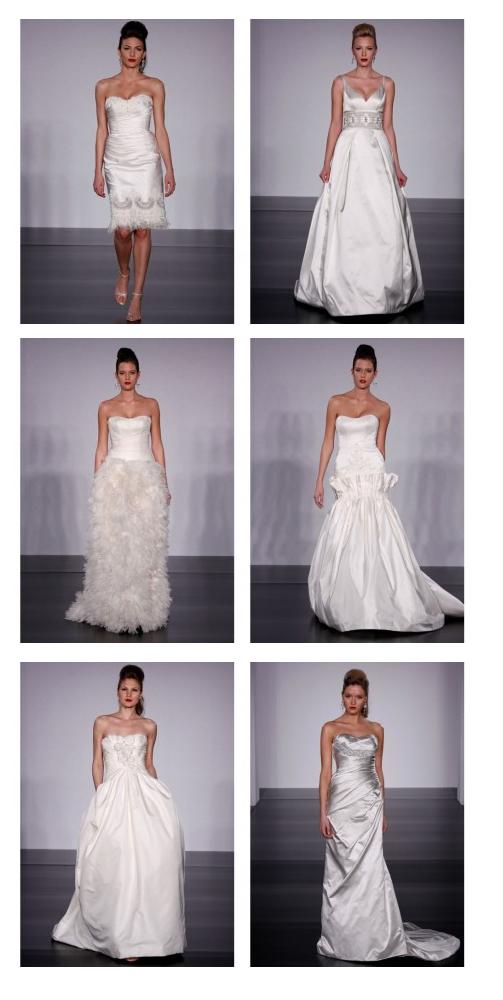 25a6ce0688 2010.02.14. 09:59 :: g&oesküvő. Esküvői ruha trend