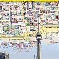 __UPD__ Toronto (National Geographic Destination City Map). breaks Costa Project Ofertas apare Kalkaska