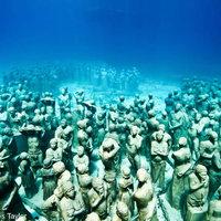 Múzeum a víz alatt
