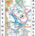 Camino de los Siete Lagos - A Hét Tó vándorút