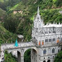 Basílica Santuario de Las Lajas