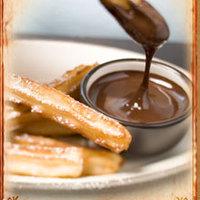 Chocolate con churros- Fánk csokival