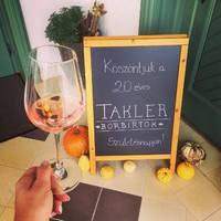 """""""A bor szeretete vitt előre minket…""""- 20 éves a Takler Borbirtok"""