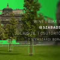 WINE | BIKE | PIQNIQ- szekszárdi borászokkal!
