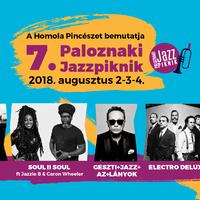 7. Paloznaki Jazzpiknik HÍR– Itt vannak a fellépők! / Jamie Cullum / SOUL II SOUL ft Jazzie B & Caron Wheeler / Electro Deluxe / Kraak & Smaak Live Band / Geszti+Jazz+Az+Lányok