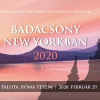 10 éve együtt a Badacsonyi Borvidék Budapesten is: február 29-én ismét Badacsony New Yorkban