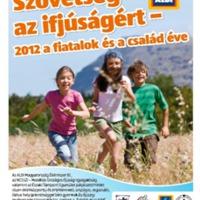 2012 a Fiatalok és a Család Éve