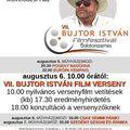 Színész Bobbal a Bujtor Fest.-en