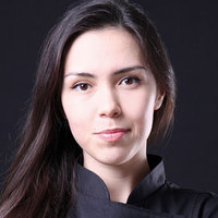 Dinara Kasko: A geometrikus cukrászat