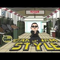 Viralitás és szerzői jog Gangnam Style