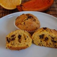 Sütőtökös muffin / sütemény