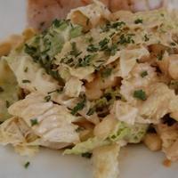 Kelkáposzta saláta
