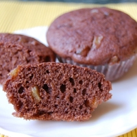 duplán narancsos és csokis muffin