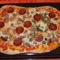 pizza - avagy a férfi, ha főz