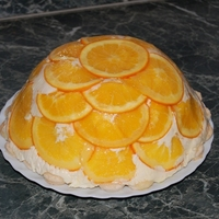 narancsos csokoládé bomba