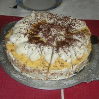 Madártej torta - avagy anyukám főztje 2.
