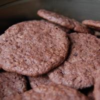 Csokis zabpelyhes keksz egészségesebben