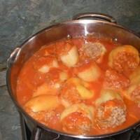Töltött paprika - avagy anyukám főztje 1.