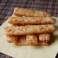 sajtos rúd (túrós)