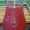 Epres (málnás, szedres) limonádé