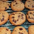 Csokicseppes keksz (chocolate chip cookie)