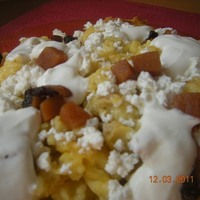 túrós puliszka - anyukám főztje