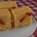 Olajos-túrós süti