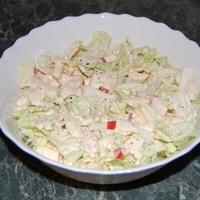 almás kínai kel saláta