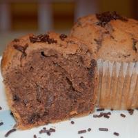 Nutellás muffin - az első lépések