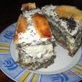 Almás, mákos torta, avagy az ország tortája anyukám előadásában