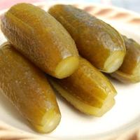 Kovászos uborka - avagy anyukám főztje