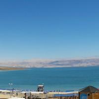 Bababőr és lebegés - Kirándulás a Holt-tengerhez