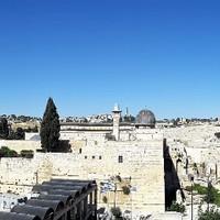 Jeruzsálem, az Arany Város