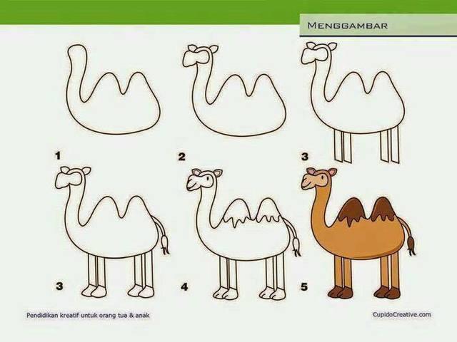 Rajzoljunk a gyerekekkel állatokat!
