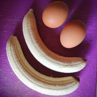 Éljen a banán palacsinta!