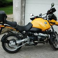 BMW R1150GS motorkerékpár alkoholosá alakítása