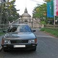 Audi 100-as mechanikus befecskendezővel és E85-tel