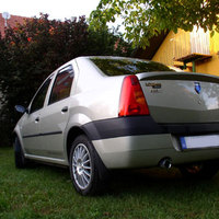 Dacia Logan E85-tel