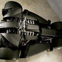 500 lóerős BMW alapú quad bioetanollal