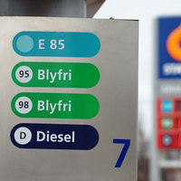 E85 kutak kormányzati döntésre
