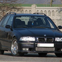 BMW E36 328i Turbo E85-tel