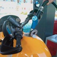 Tapasztalatok az etanolos BMW motorral