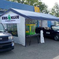 E85-találkozó Tökölön a Gyorsulási Futamon