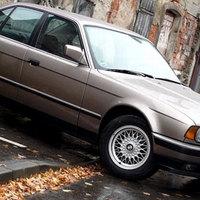 BMW 530i tuning alkohollal
