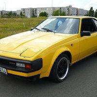 Gyári 1983-as Toyota Celica Supra alkohollal