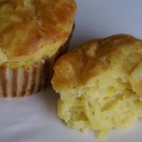 Krumplis muffin