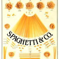 Pórés-borsos spagetti