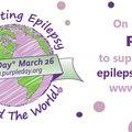 Purple Day / Lila nap