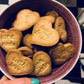 Kekszek Valentin napra