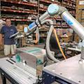 Rengeteg kiállító választotta a Universal Robots kollaboratív robotjait az Automate kiállításon